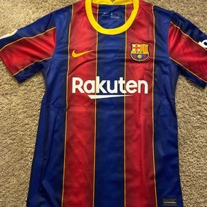 Barcelona Messi  2020/21 #10 Jersey Size small